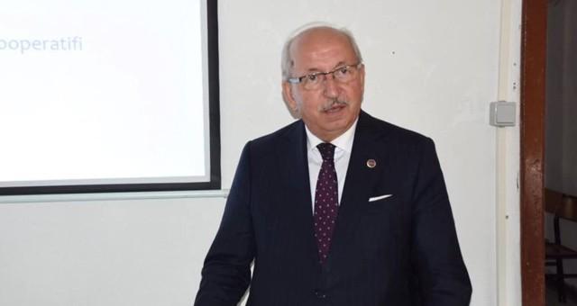 """ALBAYRAK: """"BÖLGEMİZİN DOĞAL VE KÜLTÜREL DEĞERLERİNİ KORUMAK ZORUNDAYIZ"""""""