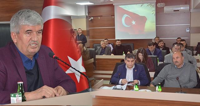 YILIN İLK MECLİS TOPLANTISI TAMAMLANDI