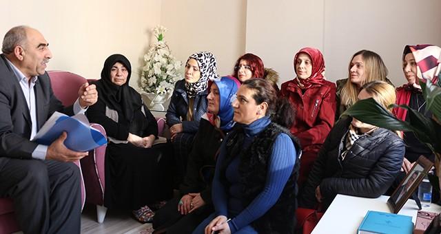 """""""ŞEHİT EVLERİNE GİDİN ÖLÜMÜ ANLARSINIZ''"""